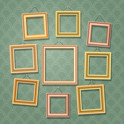 museum - frames
